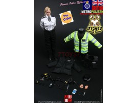 [Pre-order] Modeling Toys 1/6 MMS9005 British Metropolitan Police Service (MPS) Female Police Officer_ Box _ZZ103E