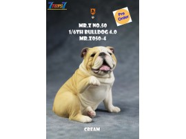 [Pre-order Deposit] Mr. Z 1/6 MRZ050 Animal Series No.50 Bulldog 4.0_ Set #4 _MRZ056D