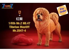 [Pre-order deposit] Mr. Z 1/6 MRZ047 Animal Series No.47 Tibetan Mastiff_ Set #4 _MRZ051D