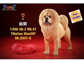 [Pre-order deposit] Mr. Z 1/6 MRZ047 Animal Series No.47 Tibetan Mastiff_ Set #6 _MRZ051F