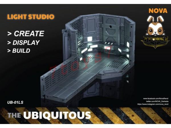 Nova The Ubiquitous UB-01LS Diorama (LED)_ Set _Now NOA002Z