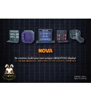 Nova The Ubiquitous UB-01LS Diorama (LED)_ Set _Now NOA002Z