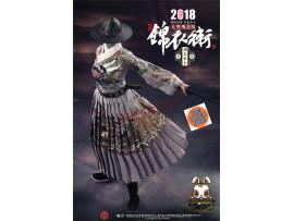 [Pre-order] O-Soul 1/6 King's Warrior Female Suit_ Gray Set w/ Sword _SE021Z