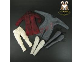 Pangaea 1/6 French Crusader General - Balian_ Clothing Set 2 _Anicent PG003FA