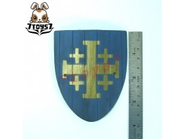 Pangaea 1/6 French Crusader General Balian_ Shield_Jerusalem ver Anicent PG003YJ