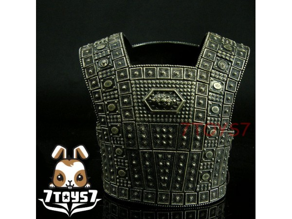 Pangaea 1/6 PG03 Trojan General_ Armor _Troy Hector Greek Hoplite Toy PG005A