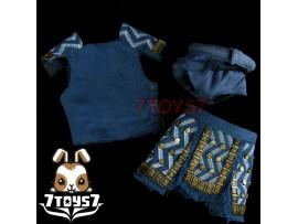 Pangaea 1/6 PG03 Trojan General_ Clothing _Troy Hector Greek Hoplite Toy PG005F