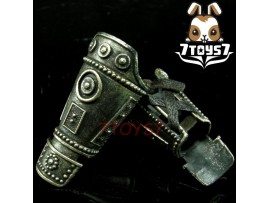Pangaea 1/6 PG03 Trojan General_ Guantlets _Troy Hector Greek Hoplite Toy PG005D