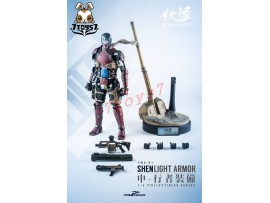 PEWPEWGUN 1/6 YGS01 Shen Light Armor_ Box Set _Comic Now DSN005D