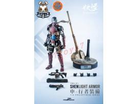 [Pre-order] PEWPEWGUN 1/6 YGS01 Shen Light Armor_ Box Set _Comic DSN005D