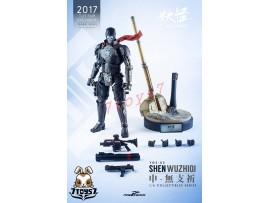 PEWPEWGUN 1/6 YGS02 Shen Wuzhiqi_ Box Set _Toy Fair Exclusive Now DSN005E
