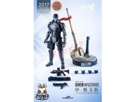 [Pre-order] PEWPEWGUN 1/6 YGS02 Shen Wuzhiqi_ Box Set _Toy Fair Exclusive DSN005E