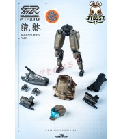 [Pre-order] PEWPEWGUN 1/6 PIXIU Accessory Pack_ Brown Set _PW002Y
