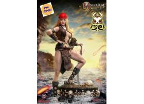 [Pre-order] TBLeague Phicen 1/6 Arhian Pirate_ Box Set _PC116Z