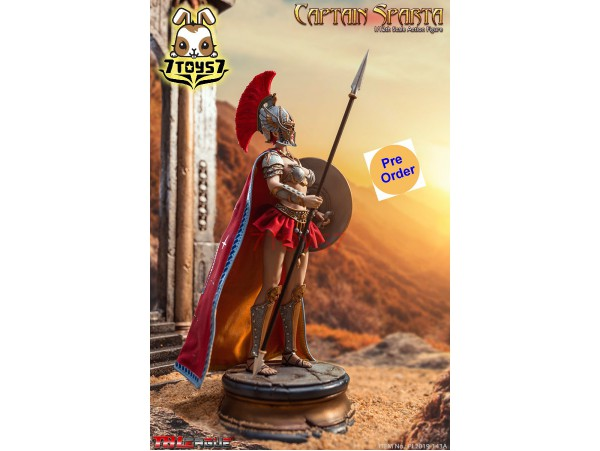 [Pre-order deposit] TBLeague Phicen 1/12 Captain Sparta_ Box Set _PC117Z