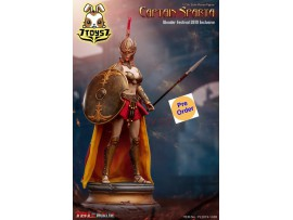 [Pre-order deposit] TBLeague Phicen 1/12 Shanghai Wonder Festival 2019: Captain Sparta_ Exclusive Box Set _PC108Z