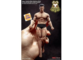 [Pre-order] TBLeague Phicen 1/12 TM02A Super Flexible Male Seamless Body_ Set w/ Head _PC107B