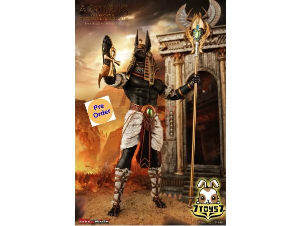 [Pre-order] TBLeague Phicen 1/6 Anubis Guardian of The Underworld_ Box Set _PC118Z