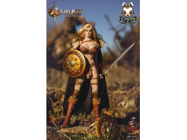 Phicen 1/6 PL2016-85 Arhian Head Huntress_Box Set_Sexy Bust Seamless Body PC066Z