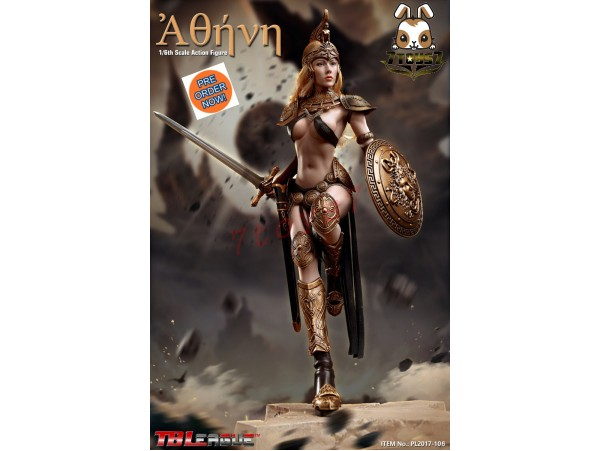 [Pre-order] TBLeague Phicen 1/6 Athena_ Box Set _PC075Z