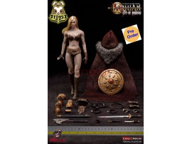 [Pre-order] TBLeague Phicen 1/6 City of horrors: Arhian_ Box Set _PC114Z