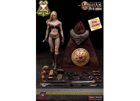 [Pre-order deposit] TBLeague Phicen 1/6 City of horrors: Arhian_ Box Set _PC114Z