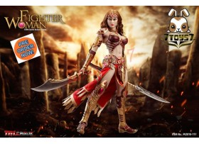 [Pre-order] TBLeague Phicen 1/6 Fighter Woman_ Box Set _PC087Z