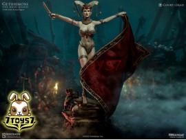 TBLeague x Sideshow 1/6 PL2019-147 Gethsemoni The Dead Queen_ Box Set _PC126Z