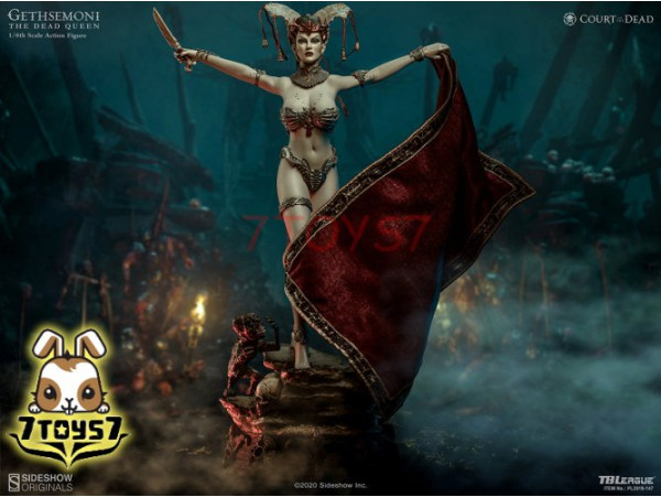 TBLeague x Sideshow 1/6 PL2019-147 Gethsemoni The Dead Queen_ Box Set _PC126Z