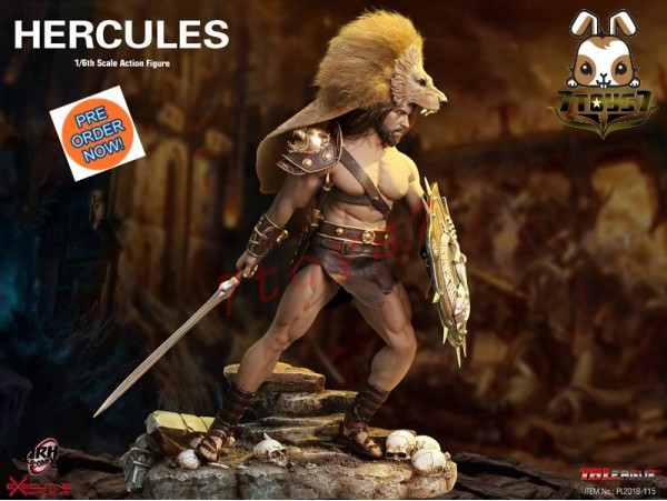 [Pre-order] TBLeague Phicen 1/6 PL2018-115 Hercules_ Box Set _PC090Z