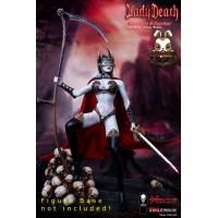 TBLeague Phicen 1/6 Lady Death: Death's Warrior 2.0 Version_ Box Set _No Base Now PC073Y