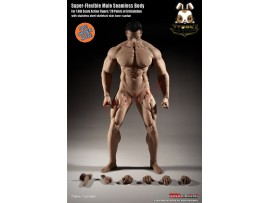 [Pre-order] TBLeague Phicen 1/6 PL2018-M35 Super Flexible Male Seamless Body_ Set _PC046F