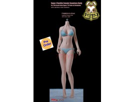 [Pre-order deposit] TBLeague Phicen 1/6 PHMB2019-S34A Super Flexible Female Seamless Body_ Pale Set _PC123B