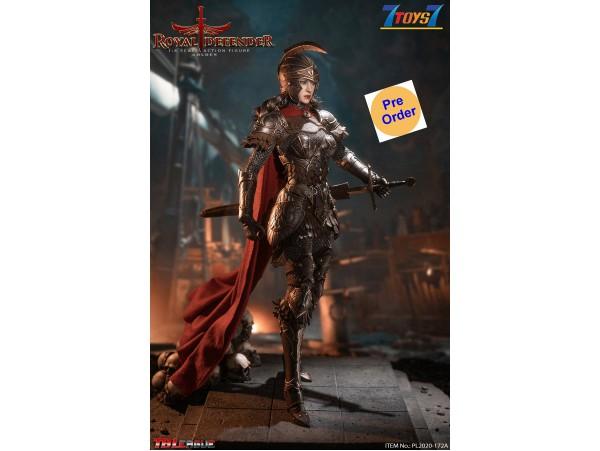 [Pre-order deposit] TBLeague Phicen 1/6 PL2020-172A Royal Defender - Golden_ Box Set _PC155A