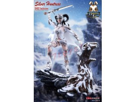 TBLeague Phicen 1/6 Silver Huntress_ SHCC Exclusive Box Set _PC074Z