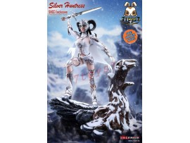 [Pre-order] TBLeague Phicen 1/6 Silver Huntress_ SHCC Exclusive Box Set _PC074Z