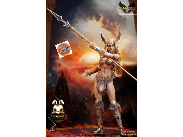 [Pre-order] TBLeague Phicen 1/6 Skarah the Valkyrie_ Box Set _PC084Z