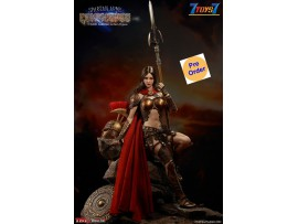 [Pre-order deposit] TBLeague Phicen 1/6 PL2020-165C Spartan Army Commander (Golden)_ Box Set _PC139C