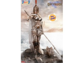 [Pre-order deposit] TBLeague Phicen 1/6 PL2020-165B Spartan Army Commander (Silver)_ Box Set _PC139B