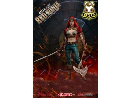 TBLeague Phicen 1/6 PL2019-140A Steam Punk Red Sonja_ Classic Box Set _PC106Z