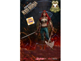 [Pre-order] TBLeague Phicen 1/6 PL2019-140A Steam Punk Red Sonja_ Classic Box Set _PC106Z