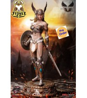 [Pre-order] TBLeague Phicen 1/6 Tariah Silver Valkyrie_ Box Set _PC113Z