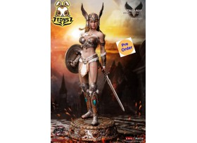 [Pre-order deposit] TBLeague Phicen 1/6 Tariah Silver Valkyrie_ Box Set _PC113Z