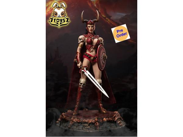 [Pre-order deposit] TBLeague Phicen 1/6 The Goddess of War - Sariah_ Box Set _PC129Z