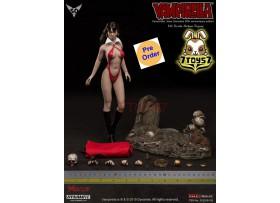 [Pre-order] TBLeague Phicen 1/6 PL2019-152 Vampirella 50th Anniversary Edition_ Box _PC115Z