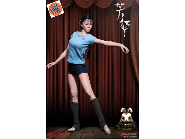 [Pre-order] TBLeague Phicen 1/6 Youth: Fanghua_ Box Set _Art Troupe PC079Z