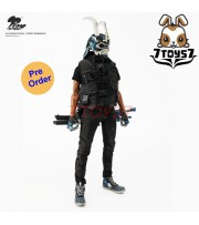 [Pre-order] Playdraw 1/6 Street Warrior #2 Skull A_ Box Set _PLD005Z