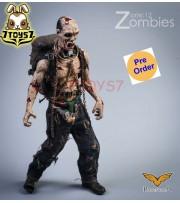 [Pre-order deposit] Pocket World 1/12 PW2012B Zombies #B_ Set _PKW001B