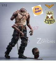 [Pre-order deposit] Pocket World 1/12 PW2012C Zombies #C_ Set _PKW001C