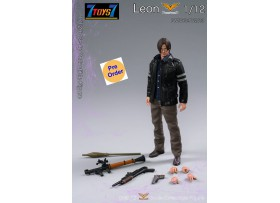 [Pre-order deposit] Pocket World 1/12 PW2013 Zombie Killer_ Set _PKW002Z